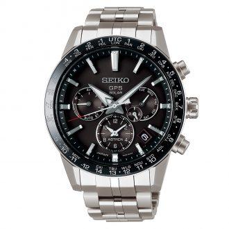SEIKO ASTRON - Titanium GPS Solar Watch SSH003J1