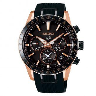 SEIKO ASTRON - Rose Titanium GPS Solar Watch SSH006J1