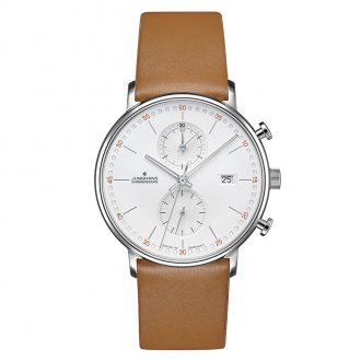 JUNGHANS - Form C Chronoscope Watch 041/4774.00