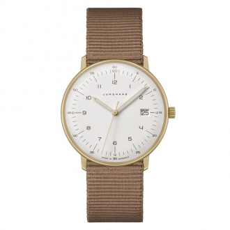 JUNGHANS - Women's Max Bill Quartz Watch 047/7055.04