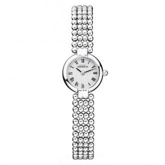 MICHEL HERBELIN - Perle Stainless Steel Bracelet Watch 17433/B08