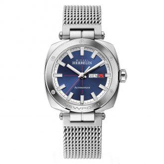 MICHEL HERBELIN - Newport Heritage Automatic Bracelet Watch 1764/42B