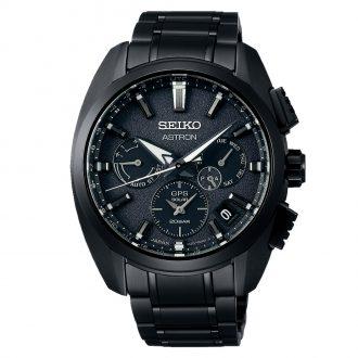 SEIKO ASTRON - Titanium GPS Solar Watch SSH069J1