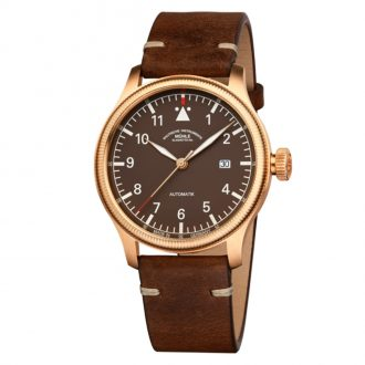 MÜHLE-GLASHÜTTE - Terrasport IV Bronze Limited Edition Watch M1-45-08-LB
