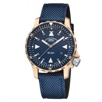 MÜHLE-GLASHÜTTE - Yacht Timer Bronze Limited Edition M1-41-72-NB