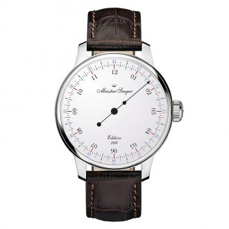 MEISTERSINGER - Mechanical Edition 366 Limited Edition Watch ED-366