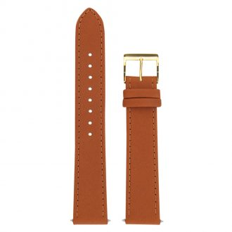 JUNGHANS - Tan Max Bill Leather Strap 18mm 420504401