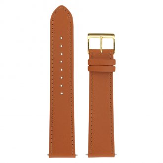 JUNGHANS - Tan Max Bill Leather Strap 20mm 420504913