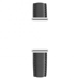 MICHEL HERBELIN - Antarès Strap Anthracite Grey Leather BRAC.17048.22/A