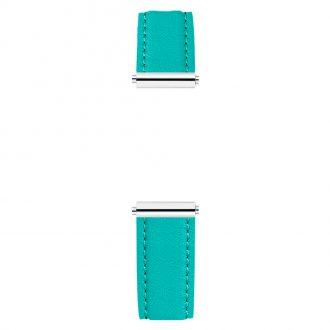 MICHEL HERBELIN - Antarès Strap Aqua Green Leather BRAC.17048.35/A