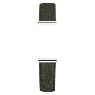 MICHEL HERBELIN - Antarès Strap Dark Grey Leather BRAC.17048.47/A