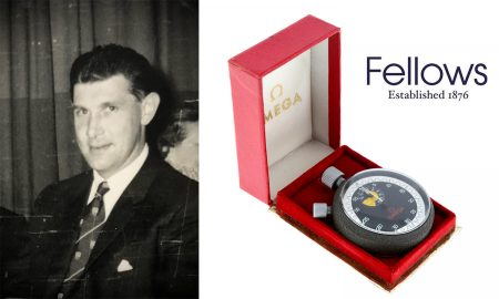 Auction News: Referee Jack Taylor's 1974 World Cup Final Stopwatch To Cause Sensation At Auction