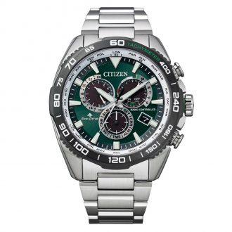 CITIZEN - Promaster Perpetual Chrono A-T Bracelet Watch CB5034-91W