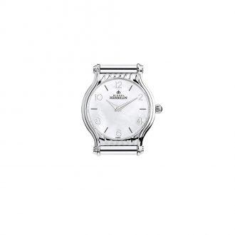 MICHEL HERBELIN - Antarès Round Steel Customisable Watch H.17447/29