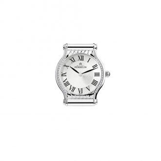 MICHEL HERBELIN - Antarès Round Diamond Set Customisable Watch H.17447/46Y08