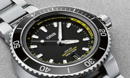 """Introducing: Oris Aquis Depth Gauge – Return of """"The Watch With A Hole"""""""