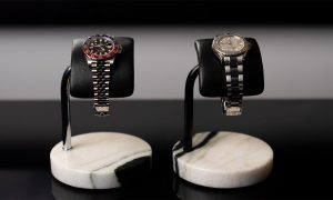 Soho Watch Company stands