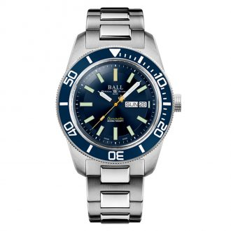 BALL – Engineer Master II Skindiver Heritage Blue Dial DM3308A-S1C-BE