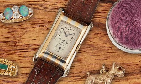 Auction News: Gents Rolex Prince Brancard Strap Watch To Go Under the Hammer