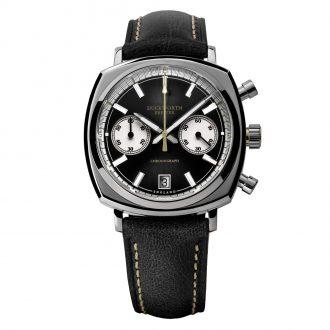 DUCKWORTH PRESTEX - Black Dial Quartz Chronograph 42mm D550-01