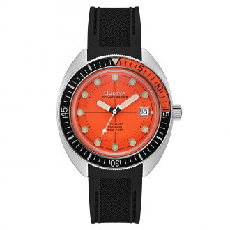 BULOVA - Devil Diver Oceanographer Archive Series Watch 96B350
