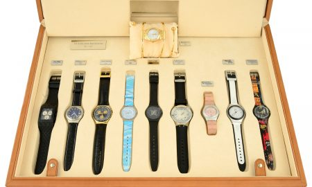 Auction News: Bid and Let Die - Limited Edition James Bond Swatch Watch Collection