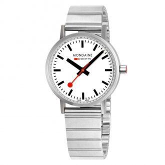 MONDAINE - Classic 36mm Bracelet Watch A660.30314.16SBJ