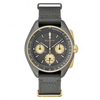 Bulova | Limited Edition Lunar Pilot Chronograph | 98A285
