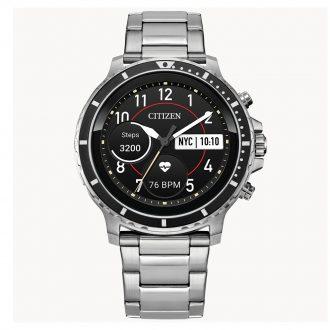 CITIZEN - CZ SMART Smartwatch Stainless Steel Bracelet MX0008-56X