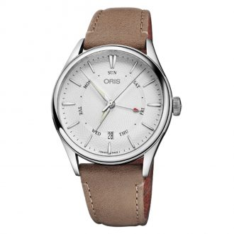 Oris | Artelier Pointer Day Date Watch | 0175577424051-0752132FC